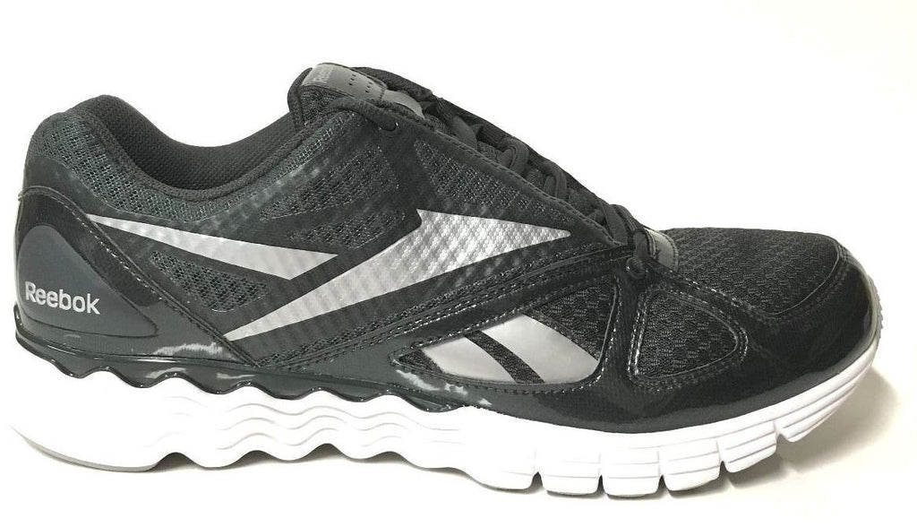 02d397c1ea58 Reebok SolarVibe Vibetech Men s Running Shoes Gravel Silver – Action ...