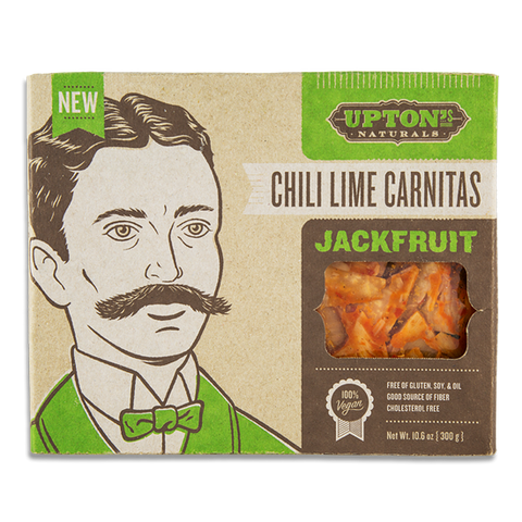UPTON'S NATURALS CHILI LIME CARNITAS JACKFRUIT