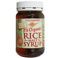 PURE HARVEST RICE MALT SYRUP