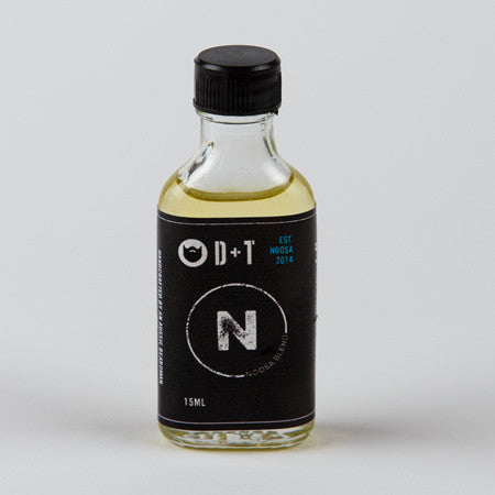 D+T BEARD OIL NOOSA BLEND 15ML