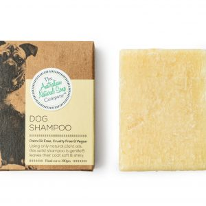 AUSTRALIAN NATURAL SOAP COMPANY DOG SHAMPOO BAR