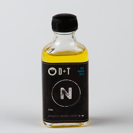 D+T BEARD OIL NOOSA BLEND 35ML
