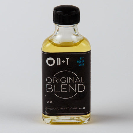 D+T BEARD OIL ORIGINAL BLEND 35ML