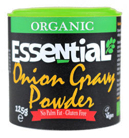 ESSENTIAL ORGANIC ONION GRAVY POWDER