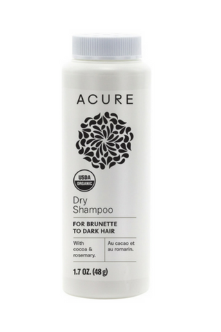 ACURE DRY SHAMPOO BRUNETTE TO DARK HAIR 58g