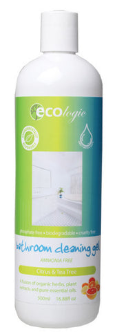 ECOLOGIC BATHROOM CLEANING GEL
