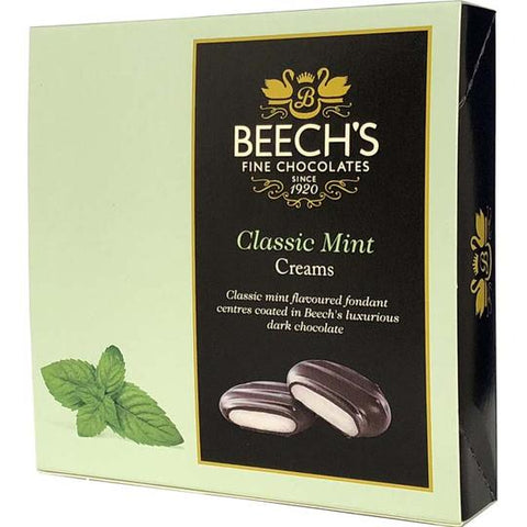 BEECH'S FINE CHOCOLATES MINT CREAMS 90g