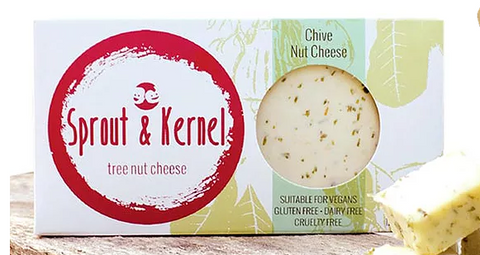 SPROUT & KERNEL CHIVE CASHEW CHEESE