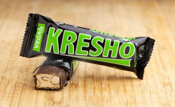 KRESHO ALMOND NOUGAT CHOCOLATE BAR