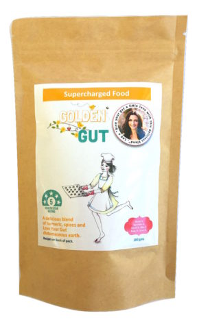 SUPERCHARGED FOOD GOLDEN GUT POWDER