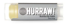 HURRAW! LICORICE LIP BALM