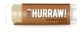 HURRAW! ROOT BEER LIP BALM