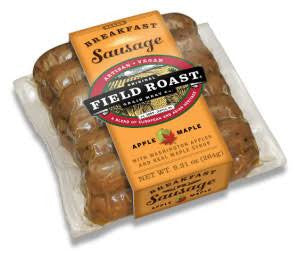 FIELD ROAST APPLE MAPLE BREAKFAST SAUSAGES