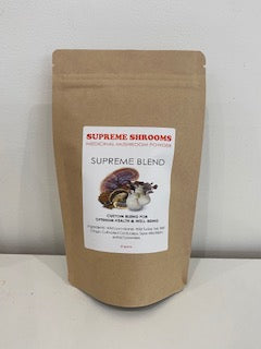 SUPREME SHROOMS - SUPREME BLEND POWDER 50g