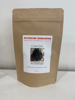 SUPREME SHROOMS - CHAGA POWDER 50g