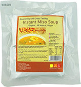 NUTRITIONIST CHOICE INSTANT MISO SOUP