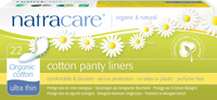NATRACARE PANTY LINER ULTRA THIN