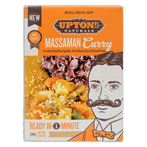 UPTON'S NATURALS REAL MEAL KIT MASSAMAN CURRY 280g
