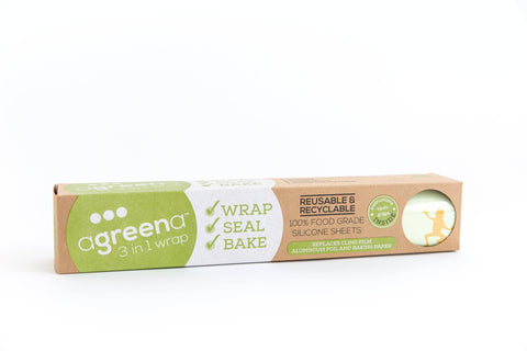 AGREENA 3 IN 1 FOOD WRAPS