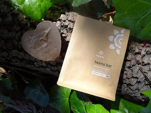 NOORA HERBAL SHAMPOO HENNA BAR