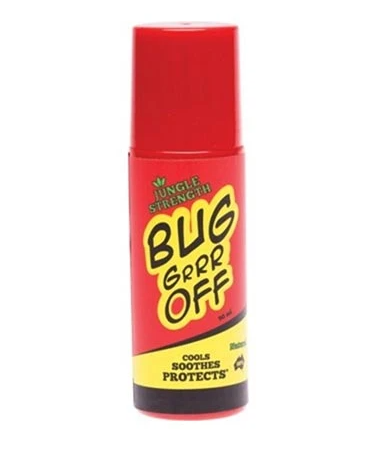 BUG-RRR-OFF OUTDOOR ROLL ON JUNGLE STRENGTH 90ML