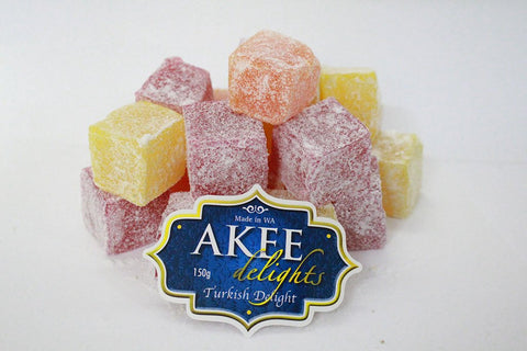 AKEE DELIGHTS TURKISH DELIGHT