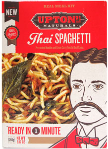 UPTON'S NATURALS REAL MEAL KIT THAI SPAGETTI