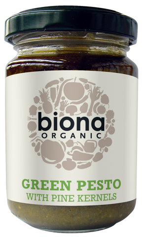 BIONA GREEN PESTO WITH PINE KERNELS
