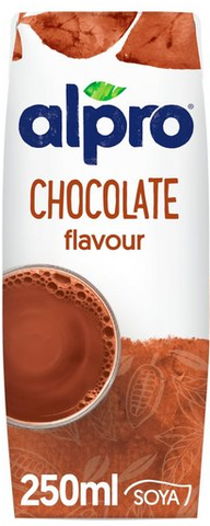 ALPRO SOY CHOCOLATE DRINK 250ml