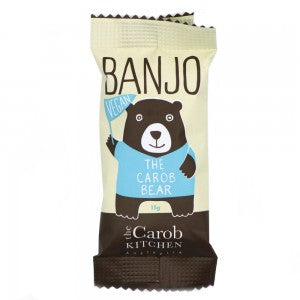 BANJO THE CAROB BEAR VEGAN