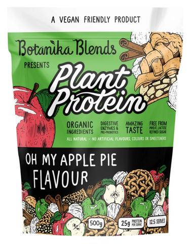 BOTANIKA BLENDS PLANT PROTEIN - OH MY APPLE PIE FLAVOUR 500g