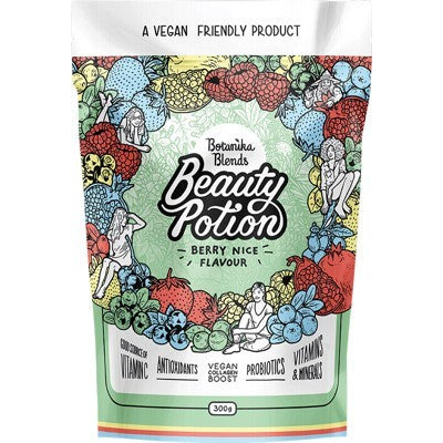 BEAUTY POTION - BERRY NICE VEGAN COLLAGEN BOOST