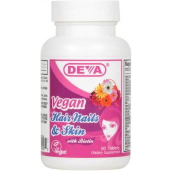 DEVA HAIR, SKIN & NAILS