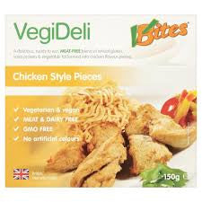 VEGI DELI CHICKEN-STYLE PIECES 300g