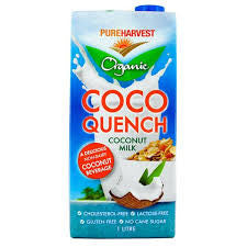 PURE HARVEST ORGANIC COCO QUENCH
