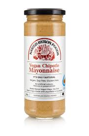 NAKED BYRON FOODS VEGAN CHIPOTLE MAYONNAISE