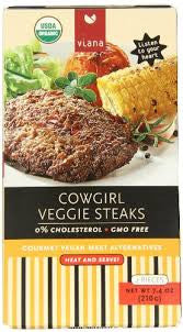 VIANA COWGIRL STEAKS