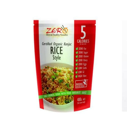 ZERO SLIM & HEALTHY RICE STYLE