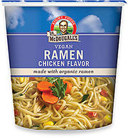 DR McDOUGALL'S CHICKEN SOUP WITH ORGANIC RAMEN