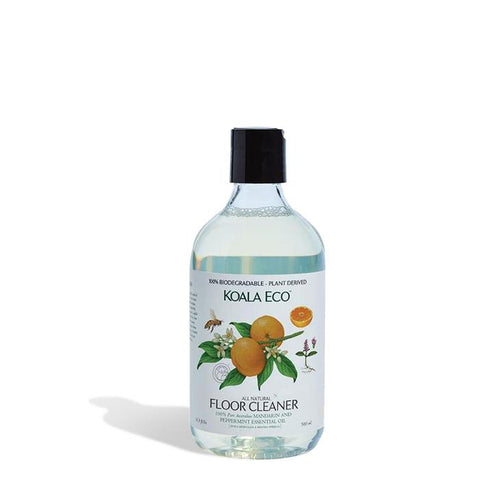 KOALA ECO FLOOR CLEANER MANDARIN & PEPPERMINT 500ml