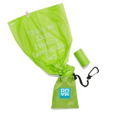 ONYA LIFE WASTE DISPOSAL BAGS WITH CARRY POUCH