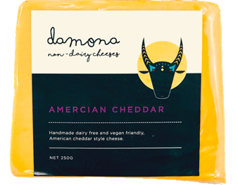 DAMONA DIVINE AMERICAN-STYLE CHEDDAR