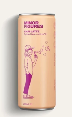 MINOR FIGURES CHAI LATTE 200ml