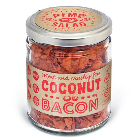 PIMP MY SALAD COCONUT BACON