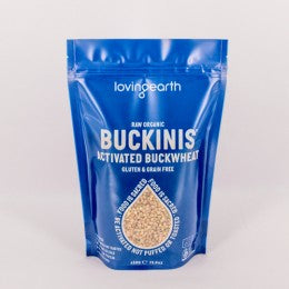 LOVING EARTH ACTIVATED BUCKINIS 950g