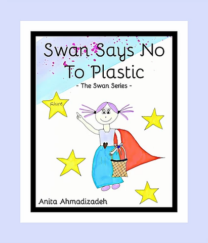 SWAN SAYS NO TO PLASTIC