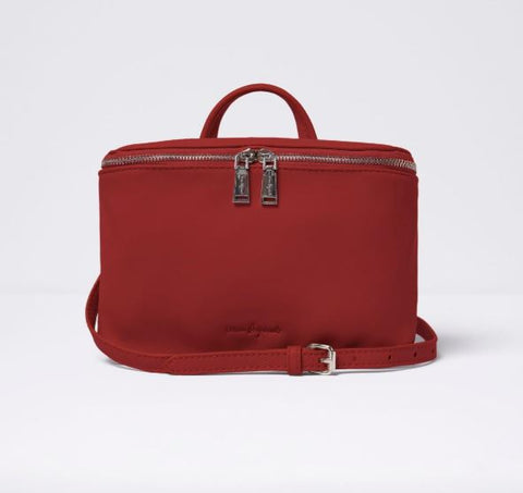 URBAN ORIGINALS SHADOW BAG RED