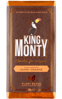 KING MONTY SUNNY ORANGE CHOCOLATE