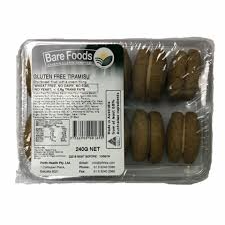 BARE FOODS TIRAMISU BISCUITS