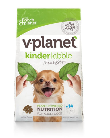V-PLANET KIBBLE MINI BITES 2KG